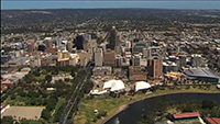 Adelaide aerial